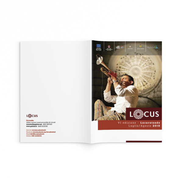 locus -  brochure