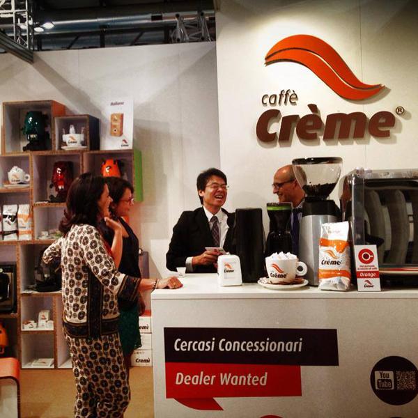 Caffè Crème - allestimento 2014