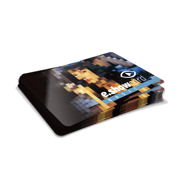 e.showcard - card basic