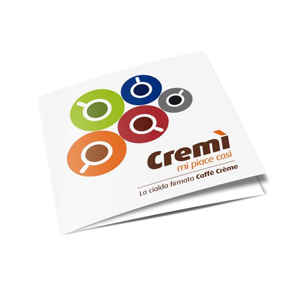 Caffè Crème - flyer