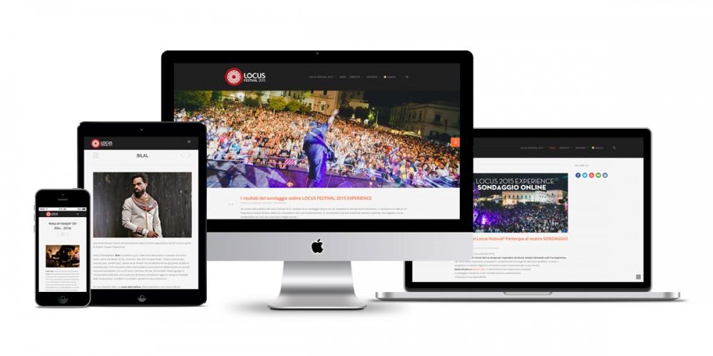 locus - website