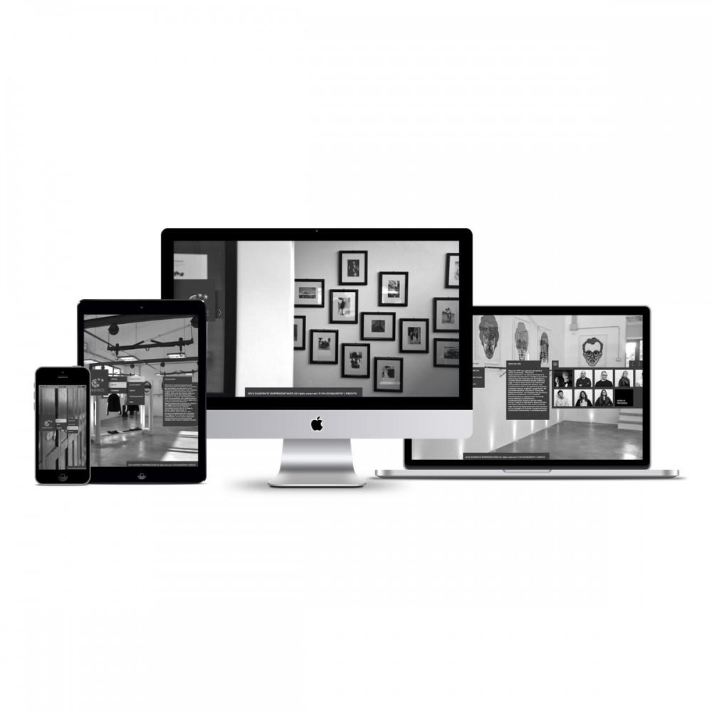Gianfrate - website