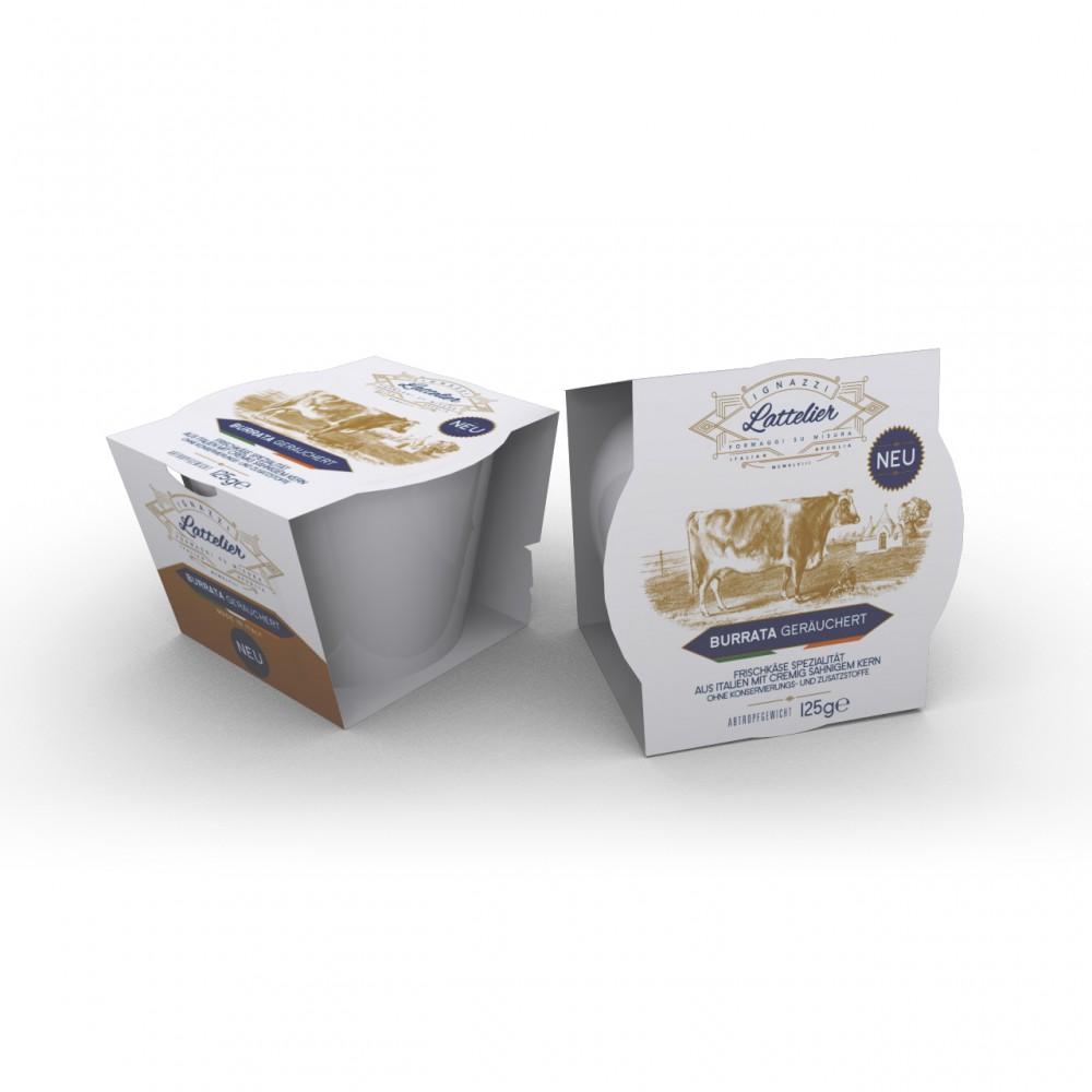 Lattelier - Packaging