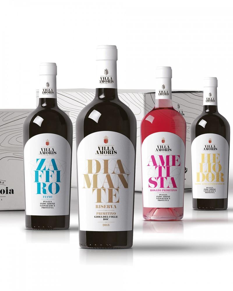 Cantine Di Gioia -  Packaging