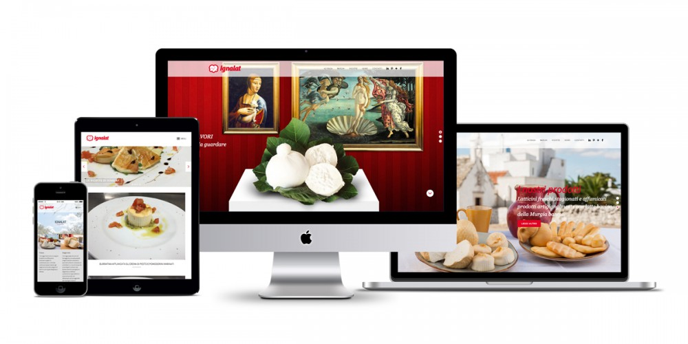 Brand - packaging - sito web