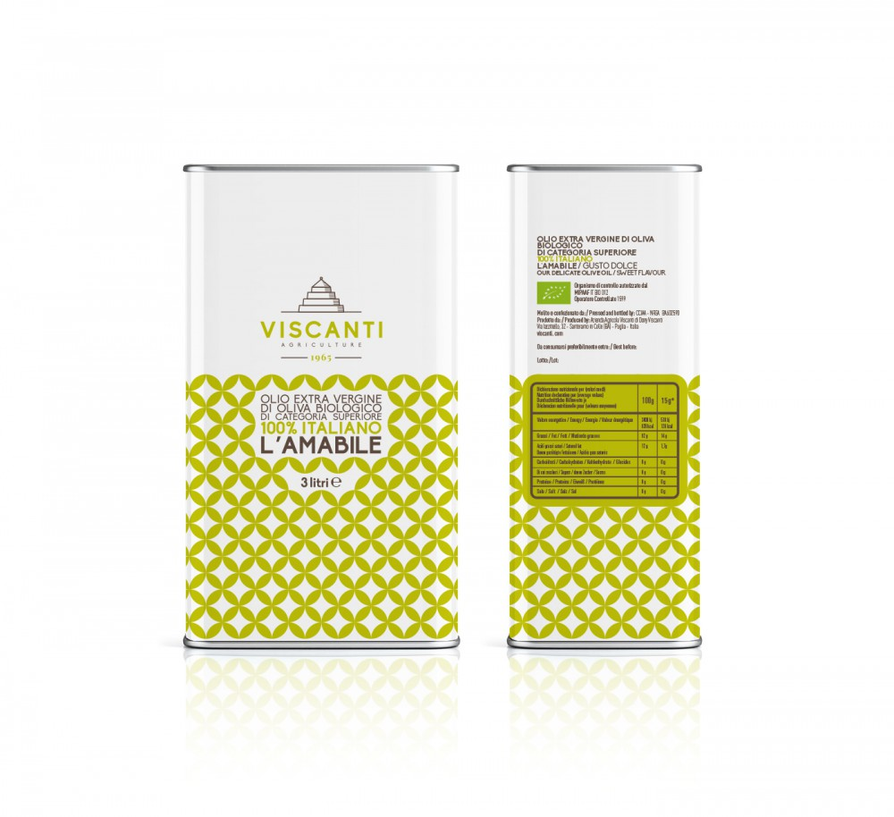VISCANTI - Packaging