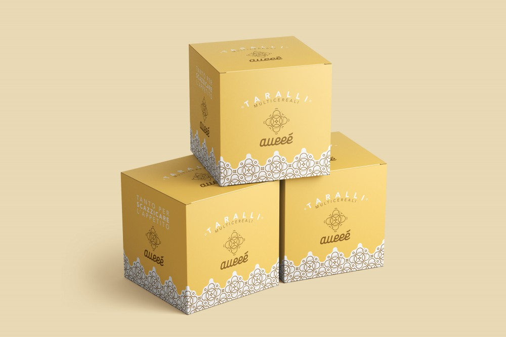 Packaging Taralli