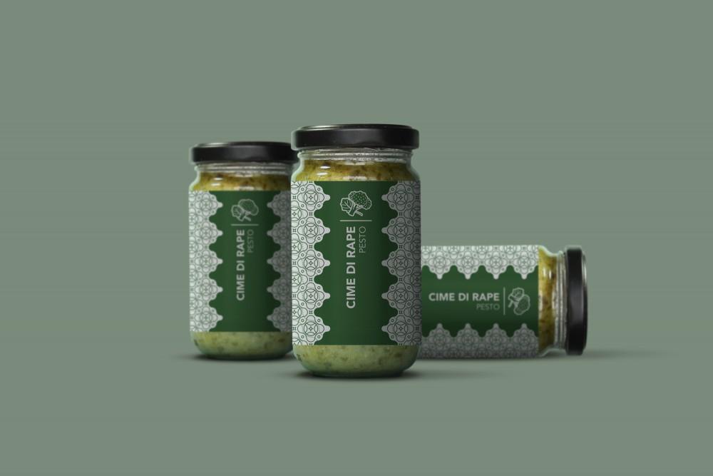 Packaging Patè
