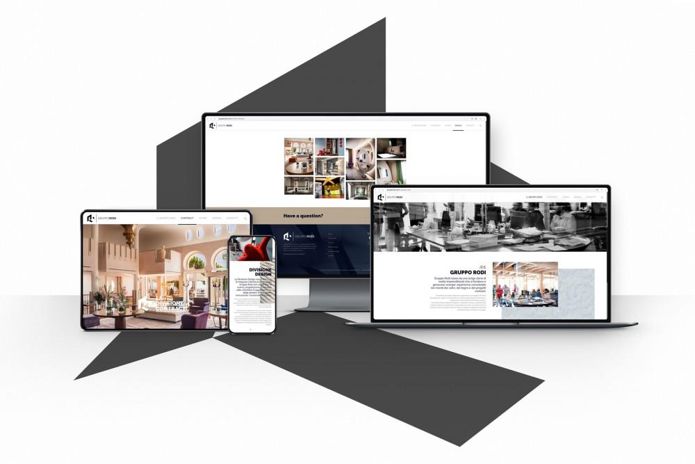 Gruppo Rodi - Web Site